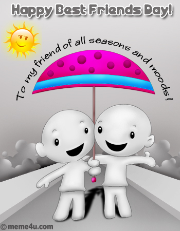 cute best friends day, happy best freinds day cards, happy best freinds day ecards