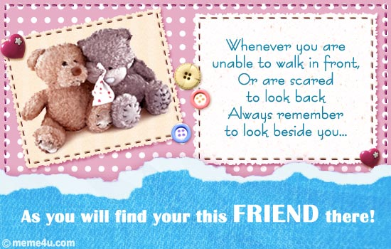 Always There Free Best Friends Day Ecards Best Friends Day Cards – A Birthday Card for a Best Friend