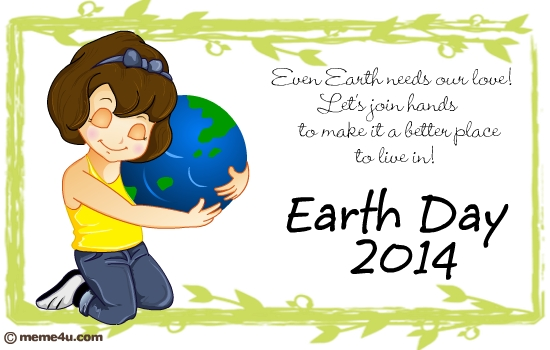 earth day 2014 save that date !! | conscious festivals | Pinterest