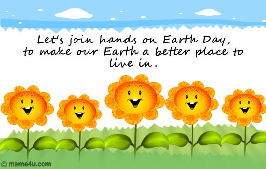 earth day cards, earth day messages, earth day ecards