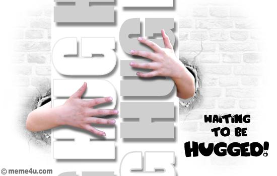 hug month,hug month cards,hug month ecard