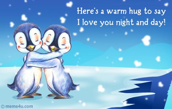 hug month cards,hug month ecard,hug month greeting cards