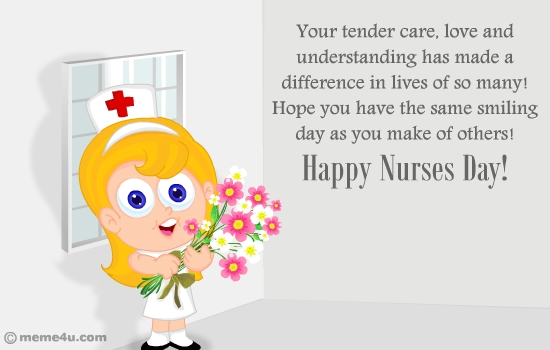 nurses day ecards, nurses day cards, nurses day greeting cards