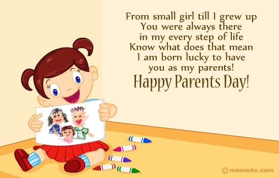 parents day ecards from daughter, cards fpr parents, free ecards