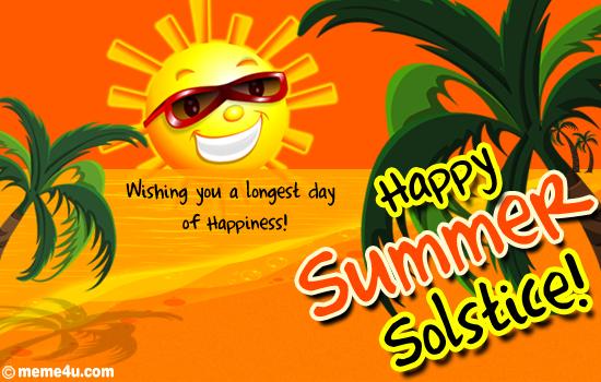 summer,summer solstice,free ecard