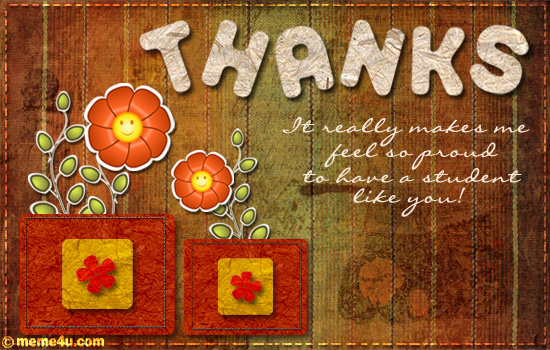thank you, ecard to say thank you, cards to say thank you on teachers day