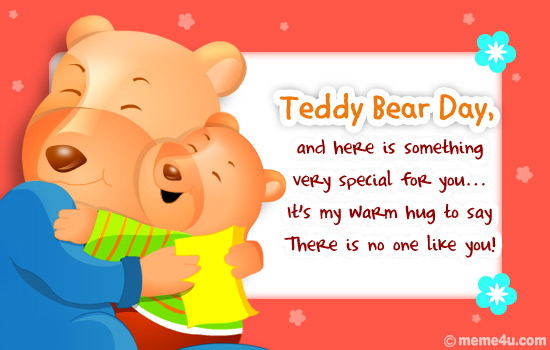 teddy bear hug cards, teddy bear hug ecards, teddy bear hug greeting cards