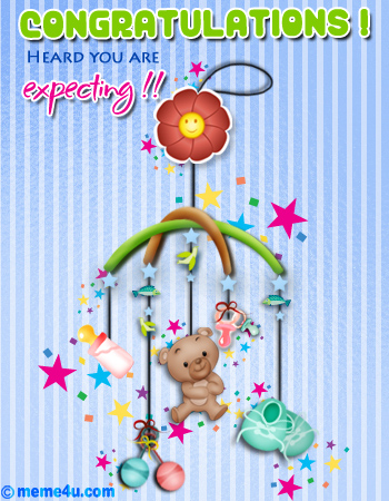 congratulations to expecting mother, Best wishes pregnancy ecards, congratulations on pregnancy cards