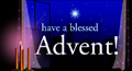 first advent, advent animated card, advent animated ecard