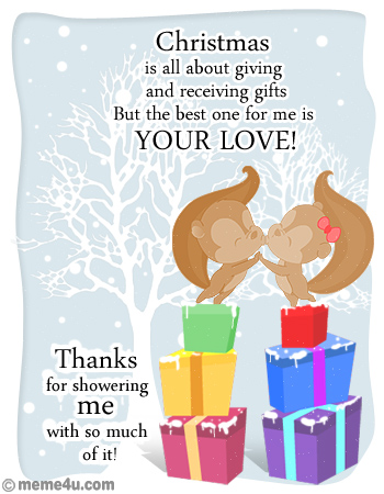 christmas love ecard, christmas love card, christmas love greetings
