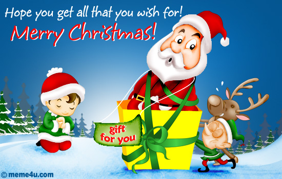santa clause cards, funny christmas cards, funny christmas greeting cards