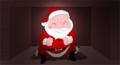 santa, santa clause cards, santa clause, ho ho ho, santa greetings, santa funny greetings