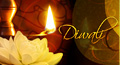 diwali postcard, diwali business greeting card, diwali greeting card
