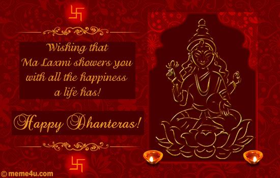 Happy Diwali And Dhanteras Wallpapers: Wishing You All Happy Diwali/Nutan Varshbhinandan