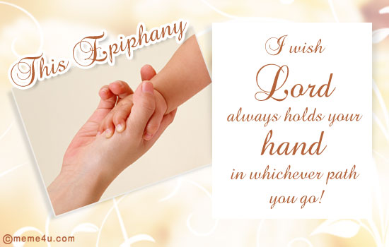 epiphany wish,epiphany postcard,epiphany wishes