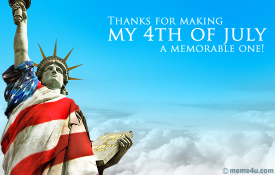 thank you greeting cards, fourth of july ecards, july 4th greetings