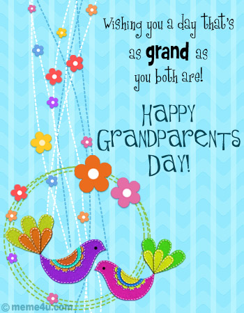 grandparents day cards, grandparents day greeting cards, free grandparents day greetings