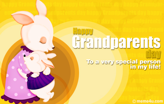 free grandparents day card, grandparents day card, free ecards on grandparents day