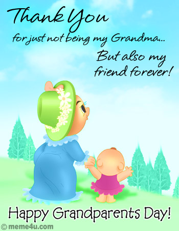 ecard for grandma, cards for grandma, grandparents day cards