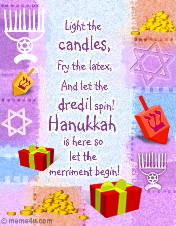 hanukkah poem, chanukkah poem, hanukkah card