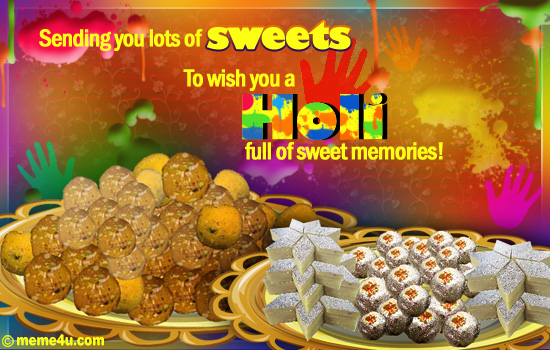 happy holi cards, happy holi ecards, happy holi greetings