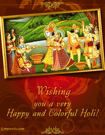 happy haoli cards, happy holi ecards, happy holi greetings