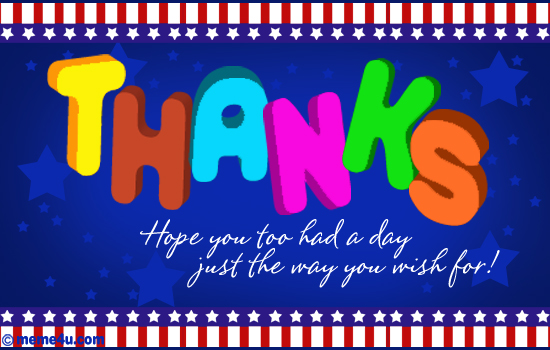 thank you ecard, labor day thank you cards, labor day cards