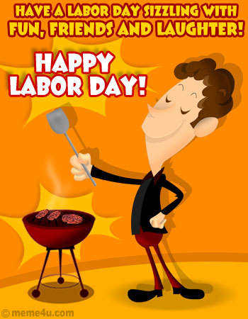 labor day cards, labor day card, labor day e cards