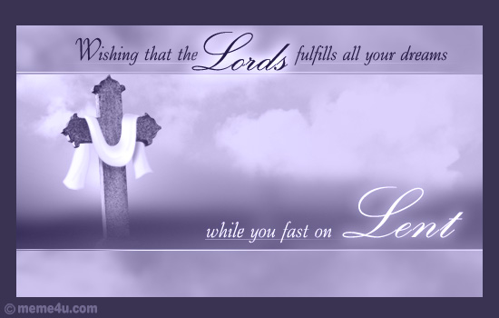 lent fast cards, lent fasting, fast on lent