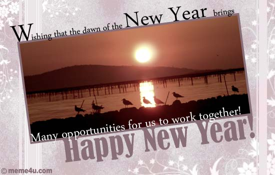 new year business greetings, business greetings, new year business greeting
