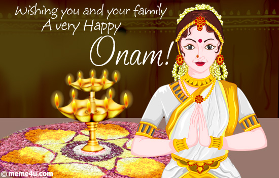 happy onam wishes, happy onam greeting cards, onam wishes