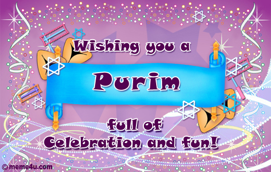 purim greeting card, purim masks, purim costume