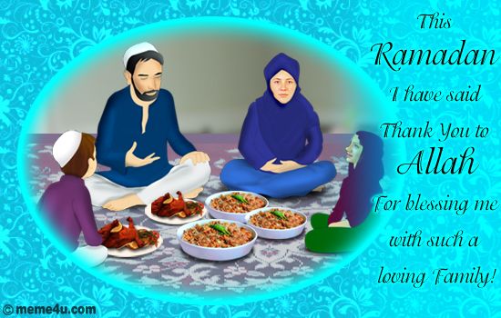 card for family, ramadan wish for parents, ramadan wish