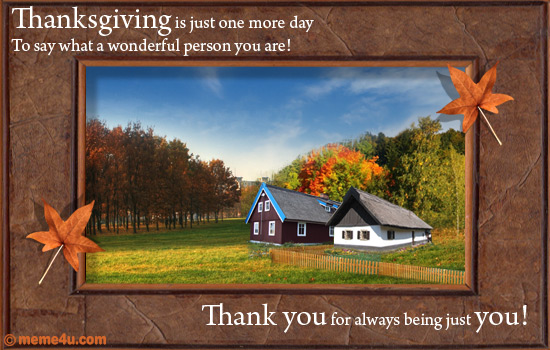thanksgiving postcard, thanksgiving ecard, thanksgiving card