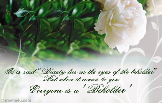 floral compliment card,floral compliment ecard,floral compliment greeting card