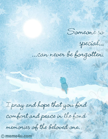 Free e-card sympathy cards offered by Precious Memories & More to help you send your condolences and well wishes to those who have lost a loved one...meme4u provides a huge collection of free egreetings for you,