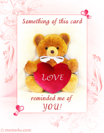 i love you postcards, ecard to say i love you, flirting cards