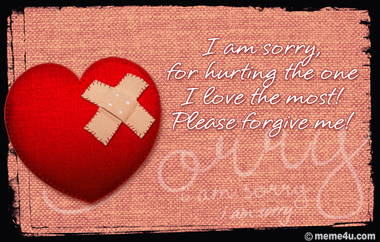 Sorry Card Images Sorry Love Cards e Cards